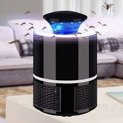 5W USB Electric Anti Mosquito Killer LED Light Trap Fly Bug Insect Zapper Lamp