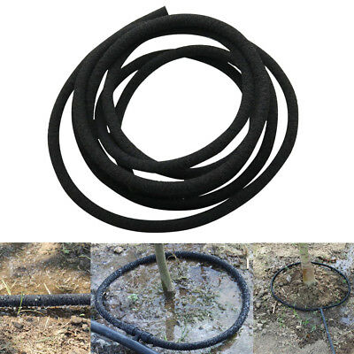Porous Soaker Hose Garden Lawn Agriculture Drip Irrigation Watering Pipe Durable