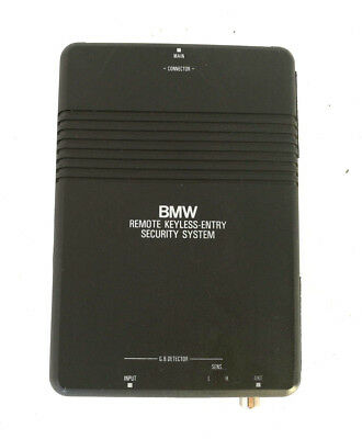 OEM BMW e34 REMOTE SECURITY KEYLESS ENTRY ALARM SYSTEM FOR OBD1 VEHICLES