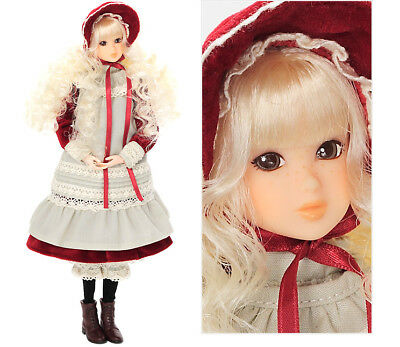 Sekiguchi momoko Doll Antique Dreaming Bordeaux Ver. from Japan F/S