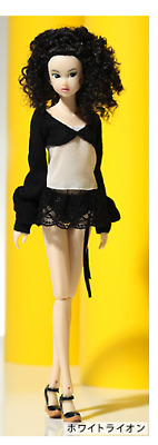PW-momoko Doll CCS-momoko 07 SS Sunny Lingerie White Lion from Japan F/S