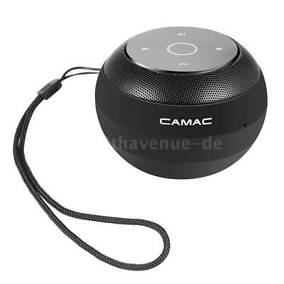CAMAC CMK-530 Premium Wireless Stereo Bluetooth Lautsprecherbox R1T4