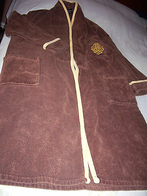 MENS VINTAGE 1970s DRESSING GOWN SIZE UK 42 or EUR  52/MADE IN GERMANY