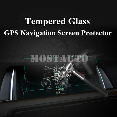 """For BMW 7 Series F01 F02 10.2"""" Tempered Glass GPS Navigation Screen Protector"""