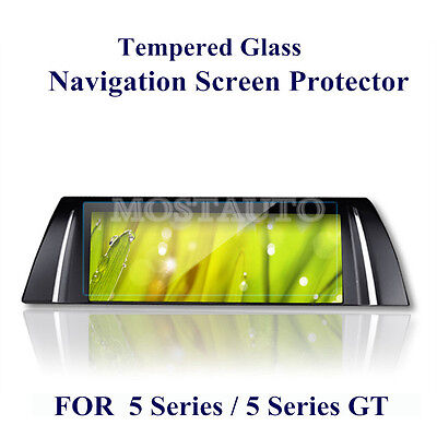 Tempered Glass GPS Navigation Screen Protector For BMW 5 Series F10 GT F07(11-15