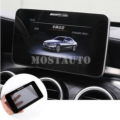 For Benz C Class W205 2014-2017 Acrylic GPS Navigation Screen Protector Cover
