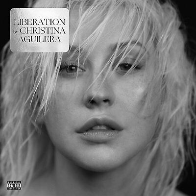 Christina Aguilera - Liberation [CD] Sent Sameday*