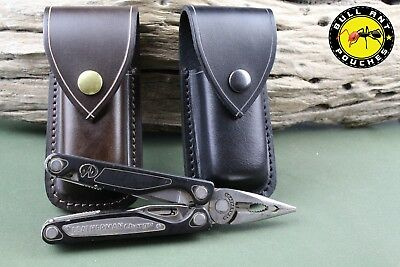 Leather Multi Tool Sheath to Suit Leatherman Charge