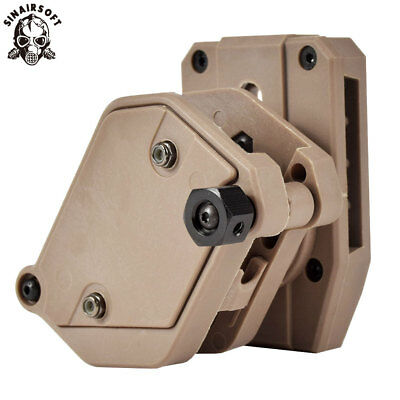 IPSC USPSA 3-Gun Competition Storm Magazine Pouch Multi-Angle Speed Mag Holster