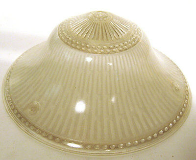 Vintage Frosted Glass Ceiling Light Cover