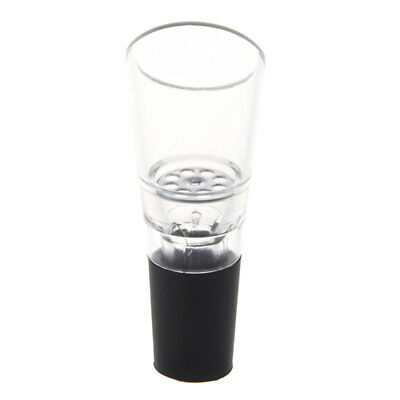 Wine Bottle Aerator Spout Aerating Decanter Pourer Y7N8