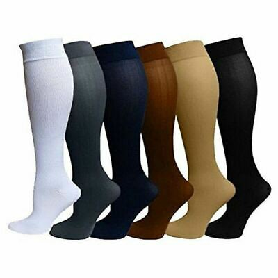 Unisex Medical Compression Socks Women Men Pressure Varicose Veins Leg Relief Pa