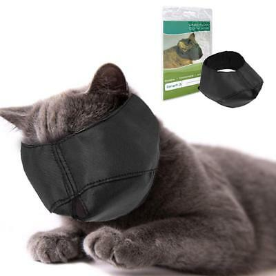 Cat Muzzle Bath Protection Travel Grooming Tool Light Convenient Bathing Muzzles