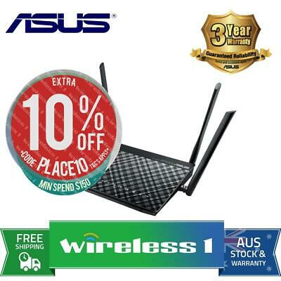 Asus DSL-AC55U ADSL/VDSL AC1200 Dual-Band Wireless Modem Router