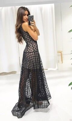 Bronx and Banco Lais Gown - Size 10 Formal Dress