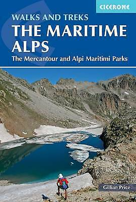 Walks and Treks in the Maritime Alps - 9781852848453