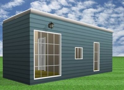 Transportable Home, Sold on promotion, 1 Bed Room Bathroom Kit on promotion