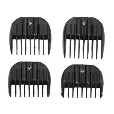 4 Sizes Limit Comb Hair Clipper Guide Attachment for Electric Hair Clipper J5C5