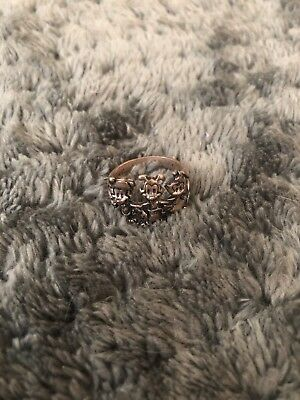 Animaniacs Ring size 5 in silver collectible rare!