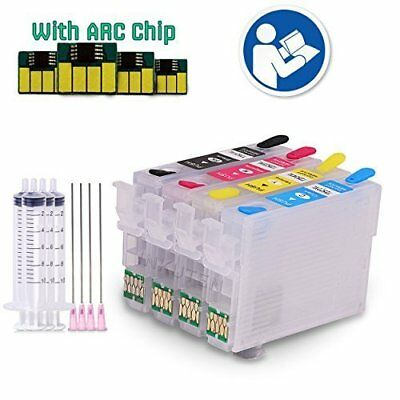 Refillable ink cartridge Fits Epson 29/29XL- XP345- XP335- XP342- XP442  XP245