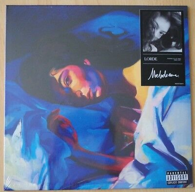 Lorde Melodrama Deluxe Edition Vinyl Colored Gatefold LP Limited