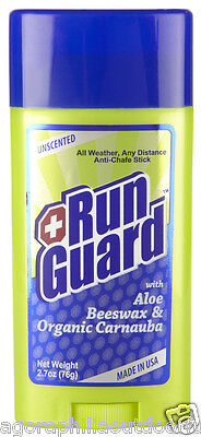 RONHILL RUN GUARD sports running Anti Chaffing ointment / balm stick for runners