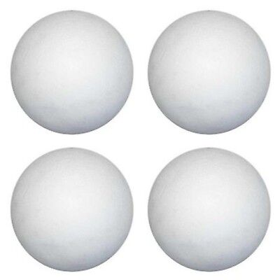 Solid Polystyrene Sphere White Balls 8cm - 25cm choose your amount