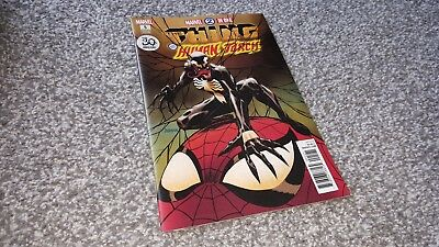 MARVEL TWO-IN-ONE #5 VENOM 30th VARIANT (2018) MARVEL LEGACY - FATE OF THE FOUR