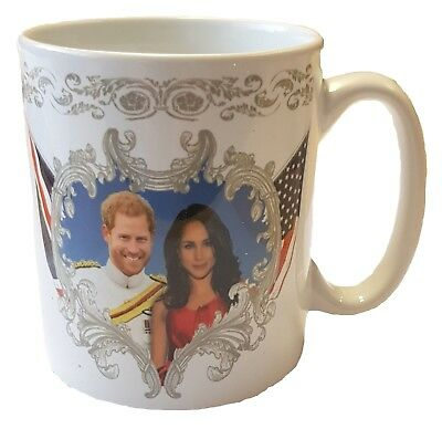 Royal Wedding 2018 Single Mug Prince Harry Meghan Markle Souvenir Gift Cup