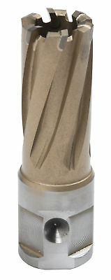 "NEW HOUGEN HOU-18122 11/16"" X 1"" Copperhead Carbide Tip Annular Cutter"