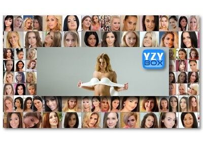 Adult Website + FB account. Fully featured Affiliates. More than 970 models