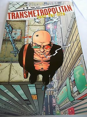 Transmetropolitan: Vol 2: Lust For Life; Paperback– 2 Jun 2009 Mint Condition