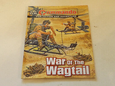Commando War Comic Number 4290,2010 Issue,v Good For Age,07 Years Old,very Rare.