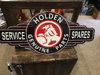 Holden Repro Service Sign Style 1