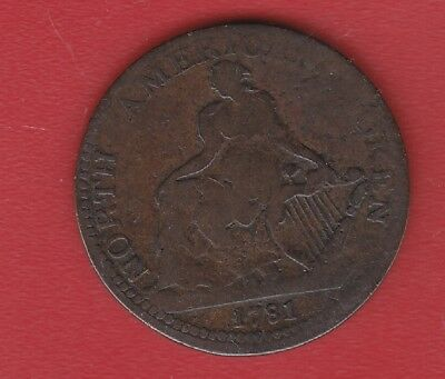 World Token North American Token 1781