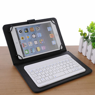 Portable Ultrathin Wireless Bluetooth Keyboard 7inch For Smart Phone Tablet PC