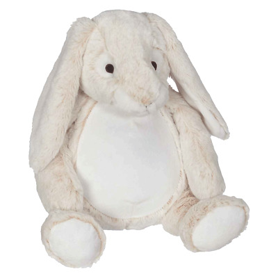 Bella Bunny 16 inch Cara Classic Collection Embroider Buddy Plush Toy