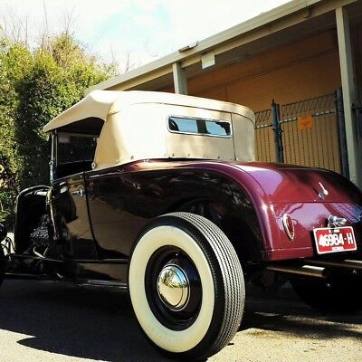 1929 Ford Model A Roadster Traditional Hot Rod