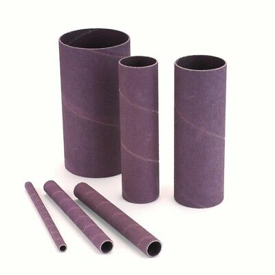 Assorted 15cm Sanding Spindles 60g 6pk. Industrial Abrasives. Shipping is Free