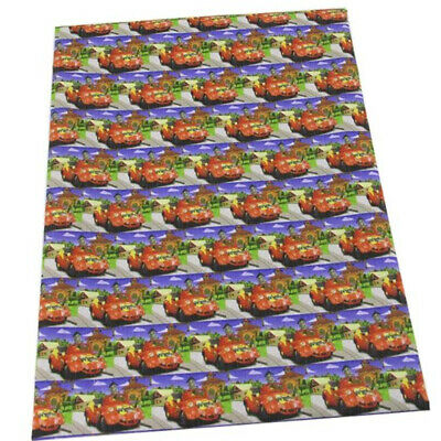 Fabric The Wiggles Big Red Car Kids Print Polycotton Blend 50X145 Cm/20X58 In