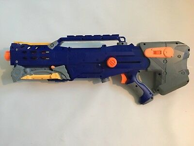 Nerf N-Strike Longshot CS-6 Sniper Rifle – Working VGC (FREE POSTAGE)