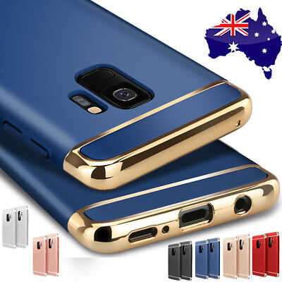 Fr Samsung Galaxy Note 8 S8 S9 Plus Case Thin Shockproof Heavy Duty Tough Cover