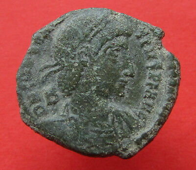 Constantius II 324-361 AD. Ancient Roman bronze Collectible Imperial coin