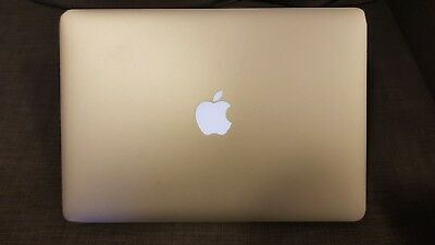 "Apple MacBook Air 13.3"" Laptop, 256gb HDD, 4gb RAM - Screen Needs Repair"