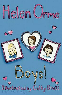 Boys! by Helen Orme (English) Paperback Book Free Shipping!