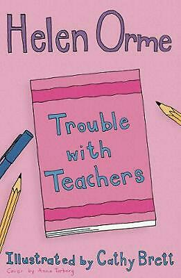 Trouble with Teachers by Helen Orme (English) Paperback Book Free Shipping!