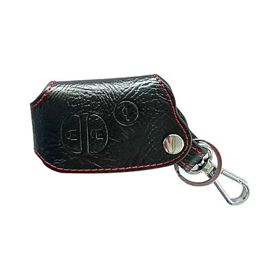 Car Leather Key Cover Case Holder for Toyota Crown Prius(Car-171)