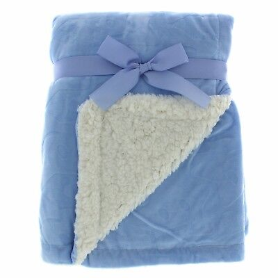 Beautiful Very Soft Coverage for Baby Blue Velvet and Plush Toy