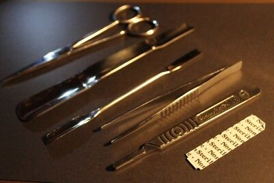 Dissection Kits Stainless Steel