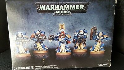 citadel games workshop miniature figures +11 brushes warhammer 40000 wh40k prom0